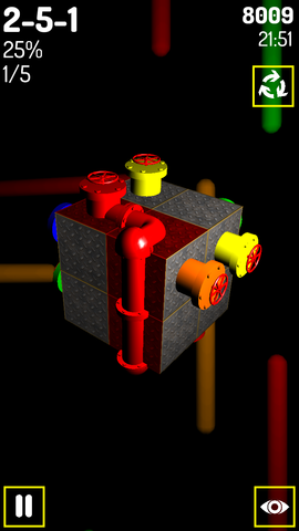 [FREE][2.3+] Pipes 3D - cube puzzle game-screenshot_2014_02_08_21_51_30.png