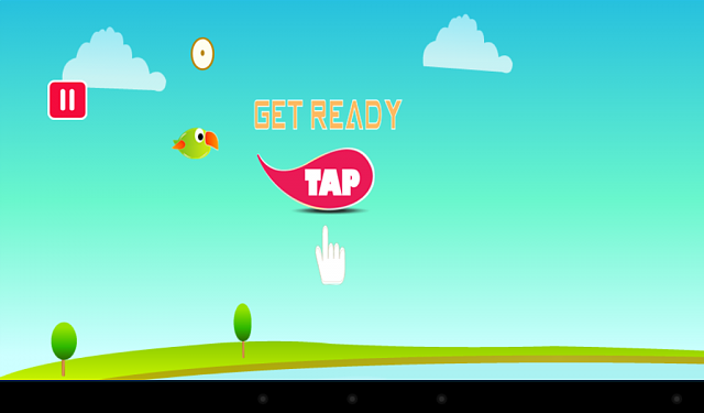 [Game][Free] Flappy Ballon - Better than Flappy Bird-screenshot_2014-02-14-23-21-58.png