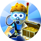 Divemster - Treasure Mania [Game] (FREE]-dm_treasure_icon_android_144.png