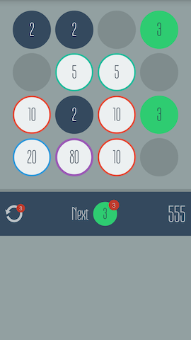 [FREE][GAME] Fives for Android - better than Threes! and Android exclusive!-screenshot_2014-02-21-19-19-41.png