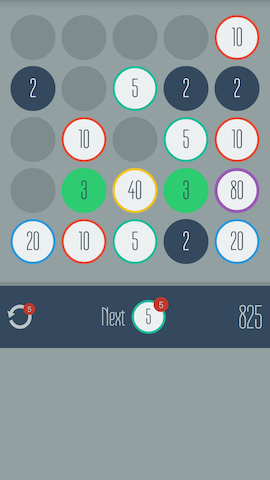 [FREE][GAME] Fives for Android - better than Threes! and Android exclusive!-screenshot_2014-02-24-09-43-48.png