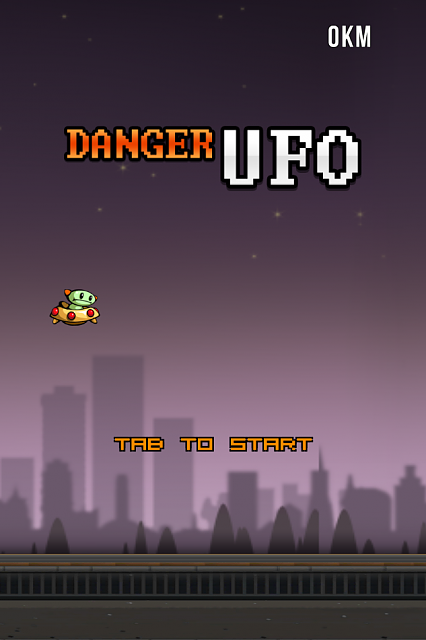 [NEW][FREE] Danger UFO : No more flappy bird-shot1.png