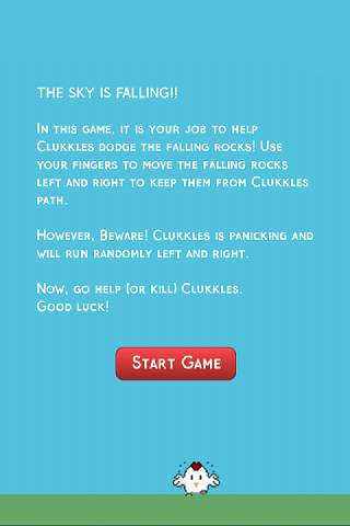 [GAME] [FREE] Saving Clukkles the Chicken (A very silly and fun game)-screenshot2.png