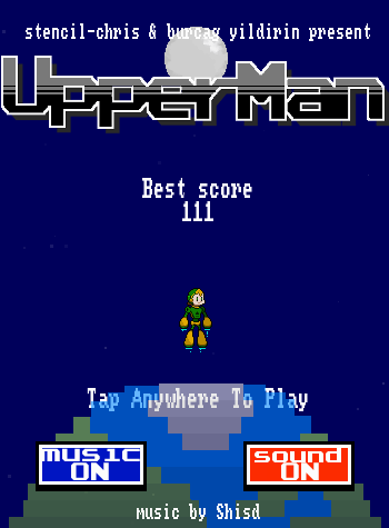 [FREE][GAME] UpperMan - Vertical and Horizontal Tap Game!-screen1.png
