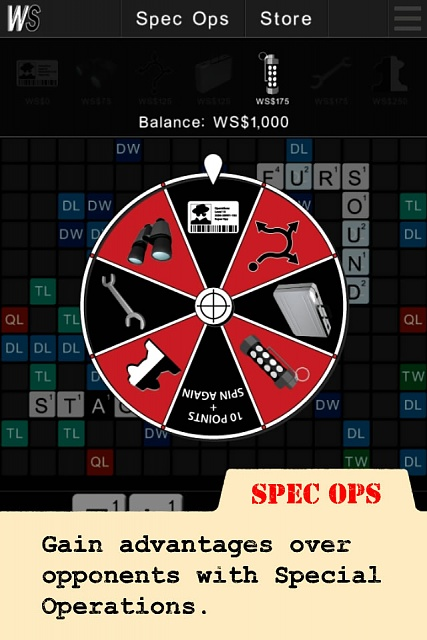 WORDSPIONAGE - Use spy skills to elevate word game strategy!-wordspionage-spec-ops-wheel.jpg