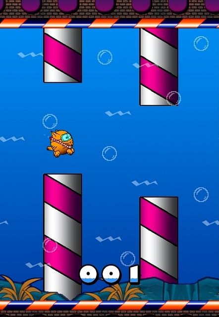 [FREE][2.2+] Swimmy Cat - Most Frustrating Android Game-screen02.jpg