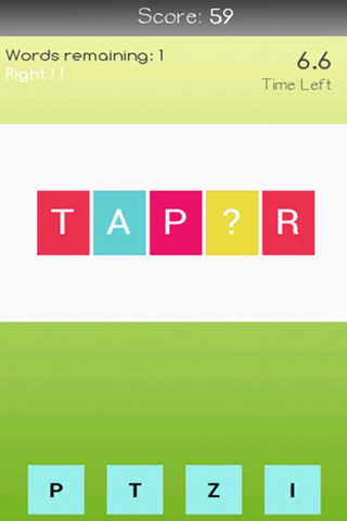 [FREE] [GAME] 10 Seconds Word Quiz-320x480e.png