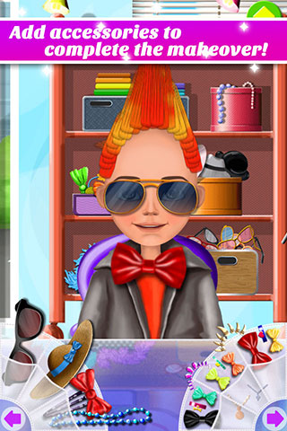 [FREE][GAME][2.3+] Hair Salon Makeover - Cut, Curl, Color, Style Hair-promo05.jpg
