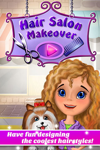 [FREE][GAME][2.3+] Hair Salon Makeover - Cut, Curl, Color, Style Hair-promo06.jpg