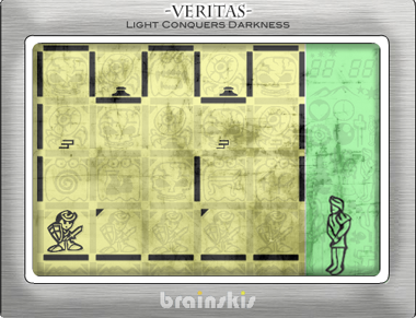 My new Android game: Veritas LCD. An Open World LCD Adventure-show2.png