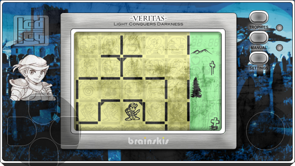 My new Android game: Veritas LCD. An Open World LCD Adventure-show3.png