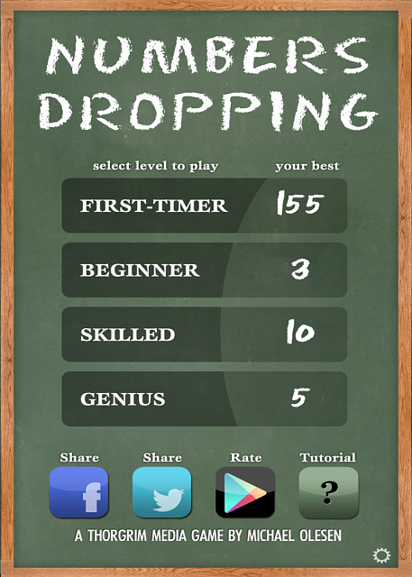 [FREE] New android equations puzzle game : Numbers Dropping-01.png