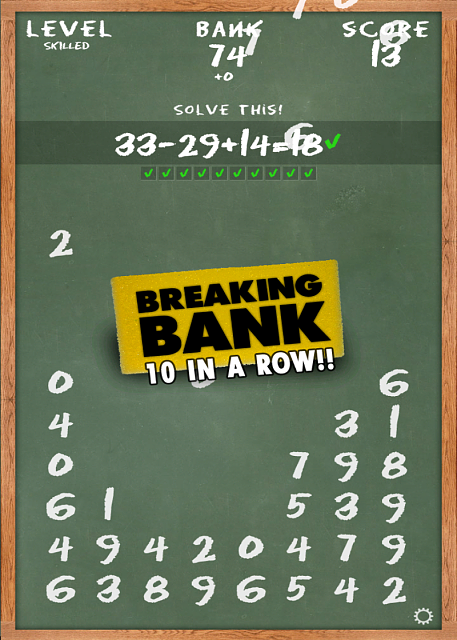 [FREE] New android equations puzzle game : Numbers Dropping-03.png