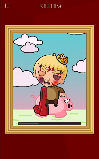 Keep calm and kill Joffrey  [FREE][GAME] - a Game of Thrones fan game-004.jpg