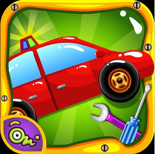 new free game little car builder kids game carbuildericonjpg