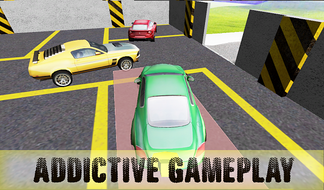 [FREE][GAME] 3D Parking Sport Cars 2 Sim-4.png