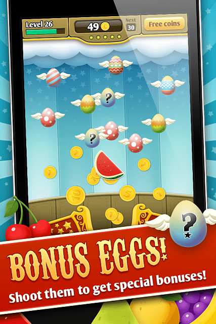 [Free] [Game] [Casual] Coins vs Eggs-appstore_screenshot_02.png