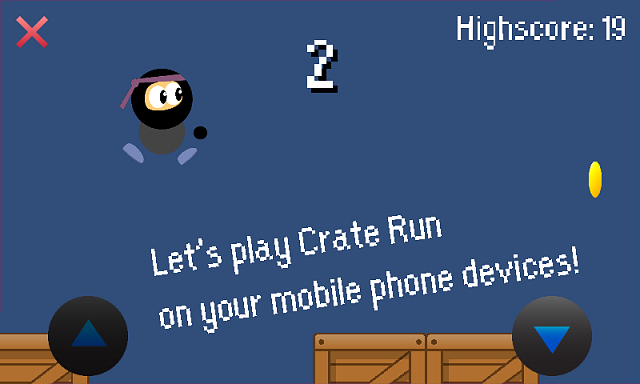 [FREE GAME] [2D Platformer] Crate Run (Google Play Game Services - compete with your friends!)-google1.png