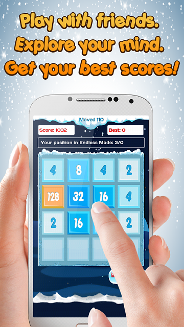 [Game][2.2+] 2048 Puzzle Game - Addictive & most challenging number puzzle-hinh-3.png