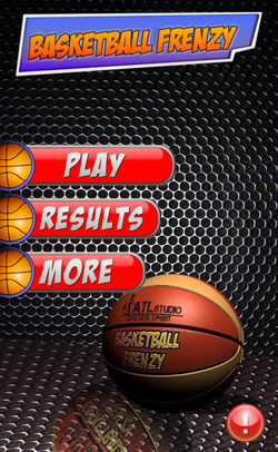 """Basketball Frenzy"" - new FREE sport game-ss1.png"