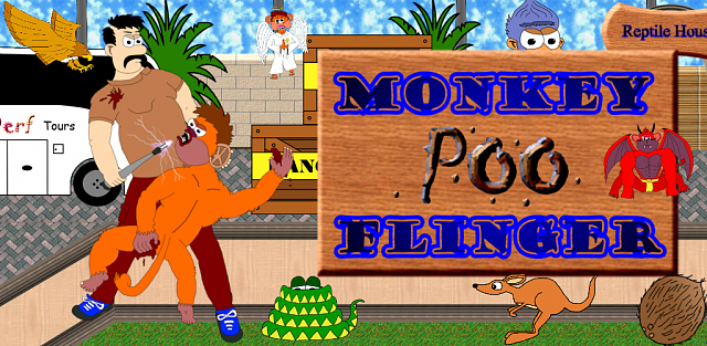 [New][Game] Monkey Poo Flinger-google-feature.png