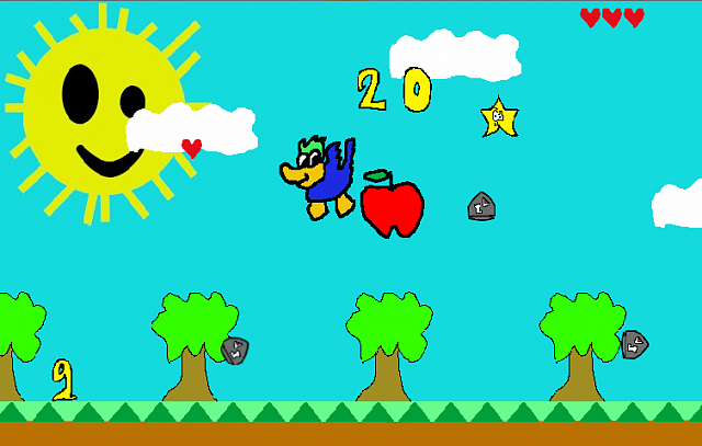 [GAME][2.2][Free Duck] My first game!, Save peter the Duck!-ok2.png