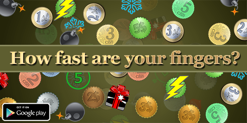 [FREE] Coin Picking - How fast are your fringers?-promo_sign.png