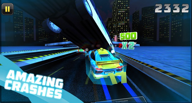 [FREE RACING GAME] Megafast, the lord of asphalt!-screen05.jpg
