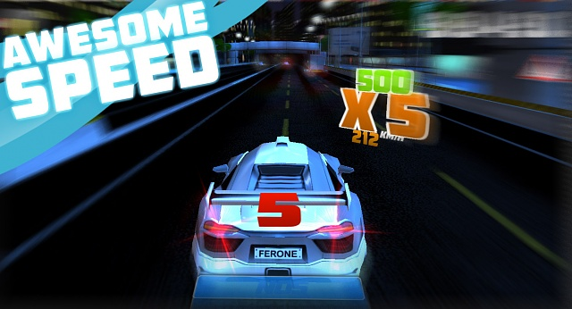 [FREE RACING GAME] Megafast, the lord of asphalt!-screen07.jpg