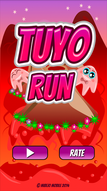 [NEW][GAME]  Tuyo Run   - as addictive as flappy bird xD-screen1.png