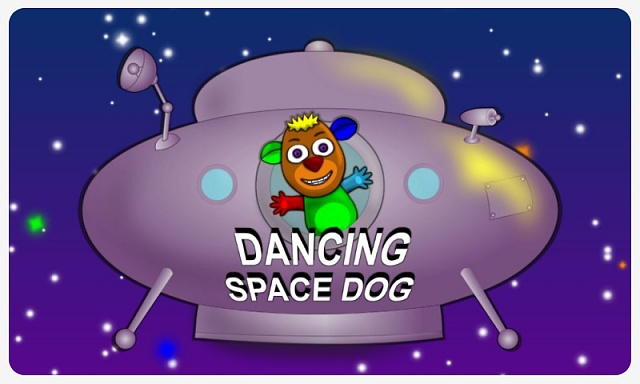 [APP][FREE] Dancing Space Dog-screen1-800-400.jpg