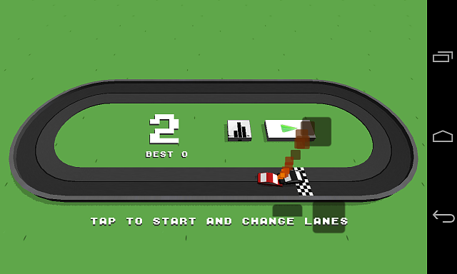 "[GAME][FREE] How Fast are your reflexes? Can you drive ""Wrong Way Race"" ? Dare you..-screenshot_2014-06-09-01-54-11.png"