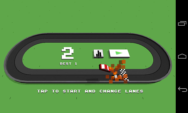 "[GAME][FREE] How Fast are your reflexes? Can you drive ""Wrong Way Race"" ? Dare you..-screenshot_2014-06-09-01-54-35.png"