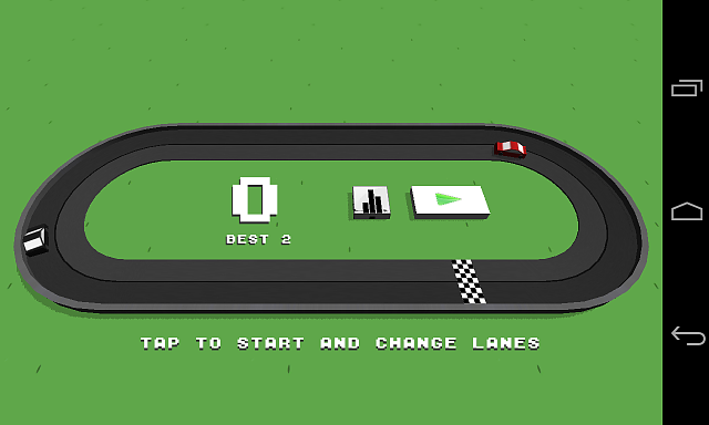 "[GAME][FREE] How Fast are your reflexes? Can you drive ""Wrong Way Race"" ? Dare you..-screenshot_2014-06-09-01-54-45.png"
