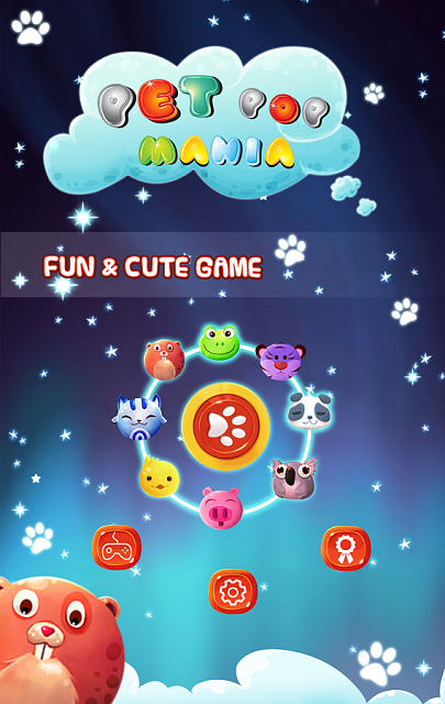 PET POP MANIA [Free]-An addictive game for everyone-2.png