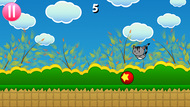 [FREE GAME!] GET ON THE BALL - Just as addictive as Flappy Bird-image1.png