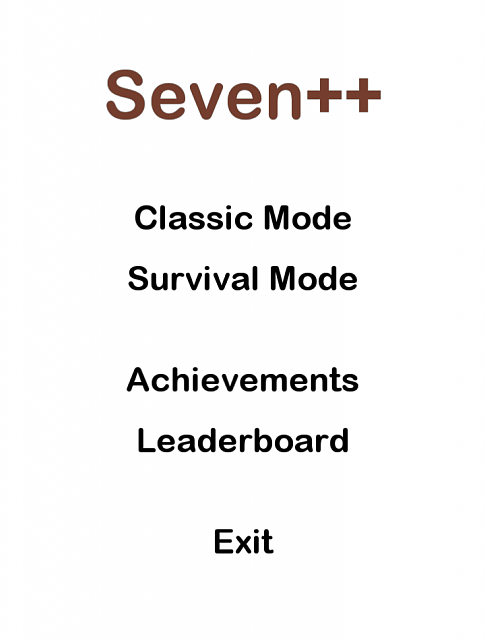 Seven++ - challenge yourself with magic number server.-screenshot3-.png