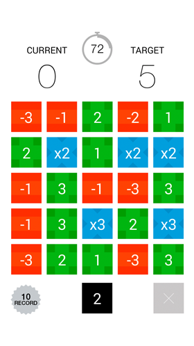 CalQ - How fast are you with maths? [Free]-gameplay_small.png