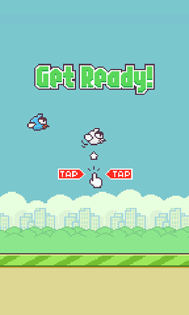 [GAME]New Release Flappy Bird Impossible with moving pipes, piranha plants and more...-625220screenshot20140720004253.png
