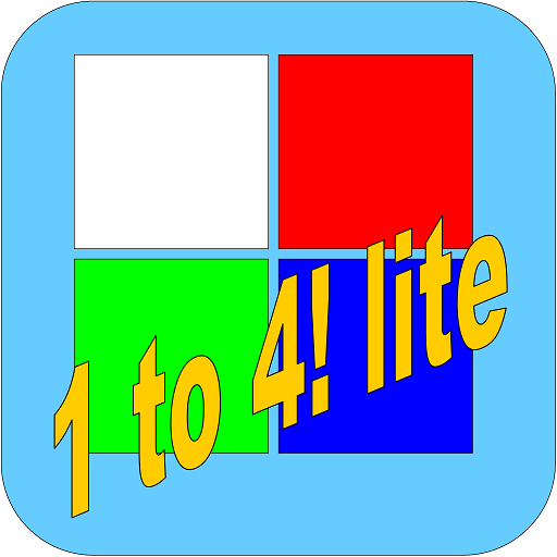 1-to-4! Lite FREE Android Game on google play-logo-1-4-512.png