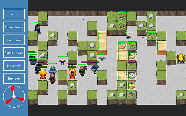 [Free] Three Piggies, a nontraditional tower defense game-screenshot_1280_800_2.png