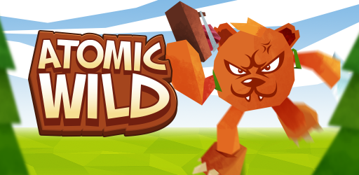 Atomic Wild, free runner game-banner.png