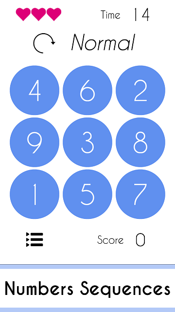 [GAME] Sequences : Pattern Recognition Game (Numbers, Letters & Symbols Sequences)-screen2.png