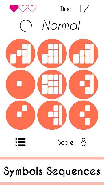 [GAME] Sequences : Pattern Recognition Game (Numbers, Letters & Symbols Sequences)-screen4.png