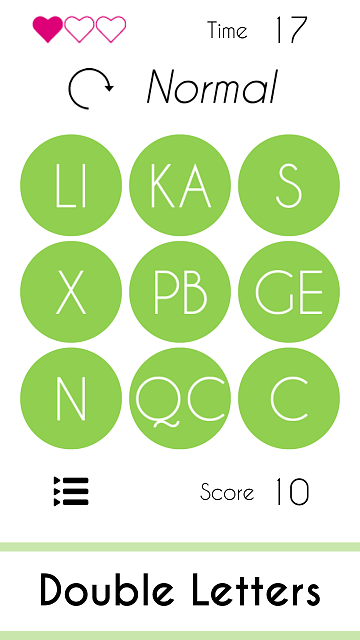 [GAME] Sequences : Pattern Recognition Game (Numbers, Letters & Symbols Sequences)-screen5.png