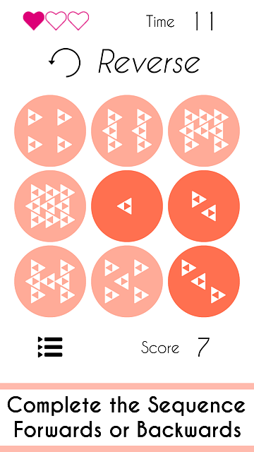 [GAME] Sequences : Pattern Recognition Game (Numbers, Letters & Symbols Sequences)-screen6.png