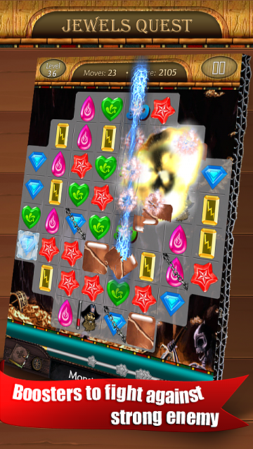 [Game][Free][2.3+] Jewels Quest – your journey to find lost jewels, diamonds & treasure!-hinh-3.png