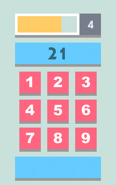 The Four Numbers - Improve your math skills in a fun way! (Free game)-image2.png