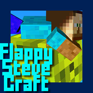 """Flappy Steve Craft"" - Did you play?-300x.png"
