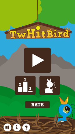 TwHit Bird - twHit the rocks and make the bird twEat as fast as you can! Free game-1.png
